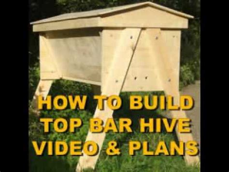 build your own beehive detailed plans and blueprints