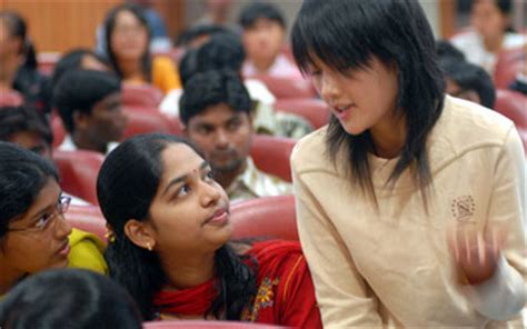 Mba In China For Indian Students by Youth Treads Historic Path To Study China Org Cn