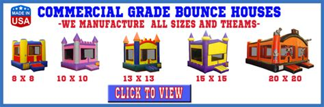 commercial bounce houses for sale junglejumps commercial bounce house for sale manufactured in the us