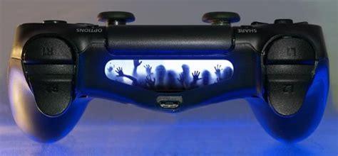 Ps4 Aufkleber The Walking Dead by Bol The Walking Dead Light Bar Zombies Sticker