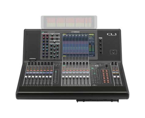 Mixer Yamaha Original yamaha cl1 c stock model 48 mono 8 stereo input digital