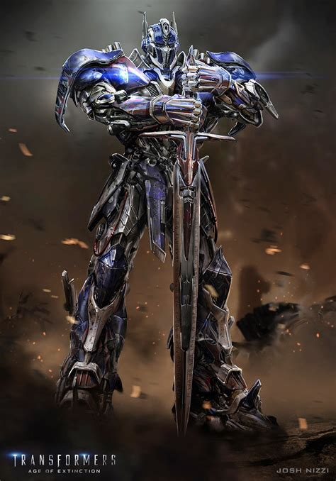 Tf4 Optimus Prime new tf4 optimus prime concept arts from josh