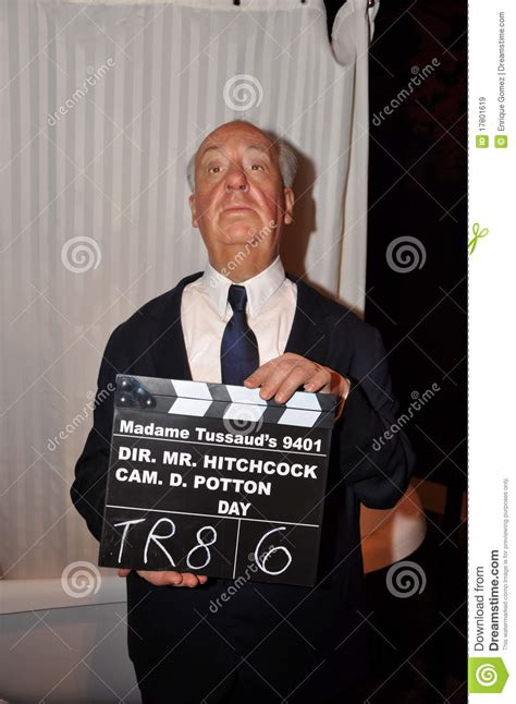 Hitchcock Editorial alfred hitchcock editorial stock image image 17801619