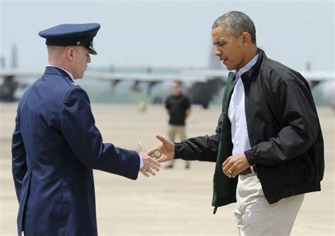 obama presidential caign obama tours arkansas tornado damage