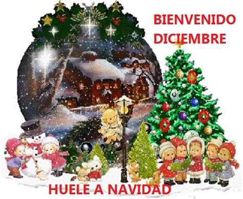 imagenes de navidad diciembre bienvenido diciembre huele a navidad imagen 3914