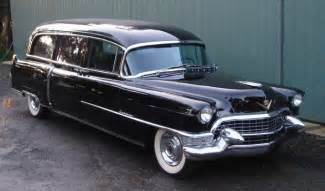 1955 Cadillac Hearse For Sale Graham S Classic Cars