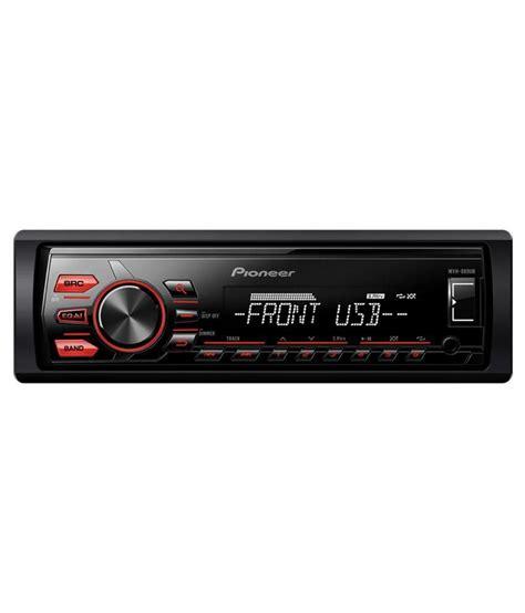 Mobil Usb Pioneer pioneer mvh 089ub fm usb car stereo buy pioneer mvh 089ub