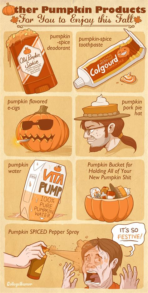 pumpkin jokes 7 pumpkin flavored things even better than a pumpkin