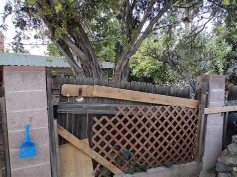 install l post concrete install vinyl fence to existing concrete post