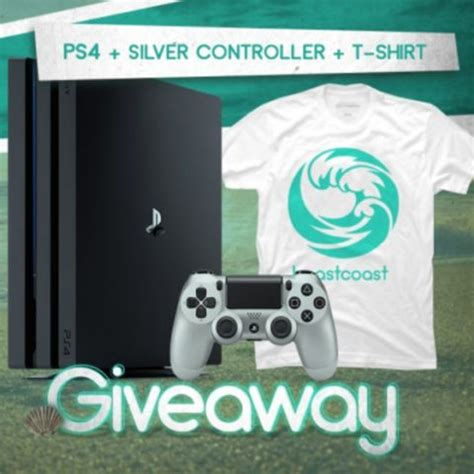 Ps4 Pro Giveaway 2017 - win ps4 pro with ps4 silver dualshock controller giveaways ww mommy comper