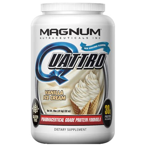 Magnum Whey Protein Magnum Quattro Isolate Protein 2lb Free Delivery Valid