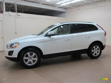 volvo xc60 white white 2010 volvo xc60 3 2 awd exterior photo 69387553