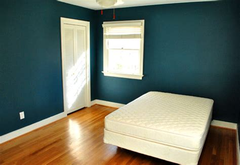 bold teal walls amp a handy howwecutin video young