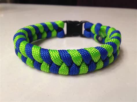 fishtail paracord bracelet on storenvy