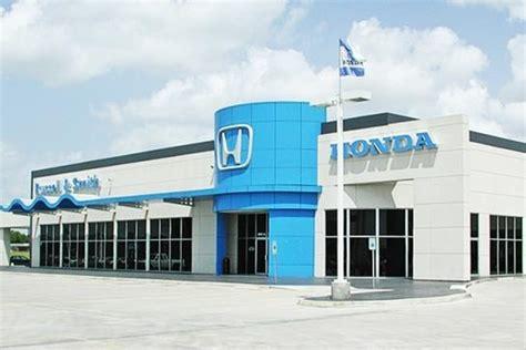 russel smith honda smith honda car dealership in houston tx 77054