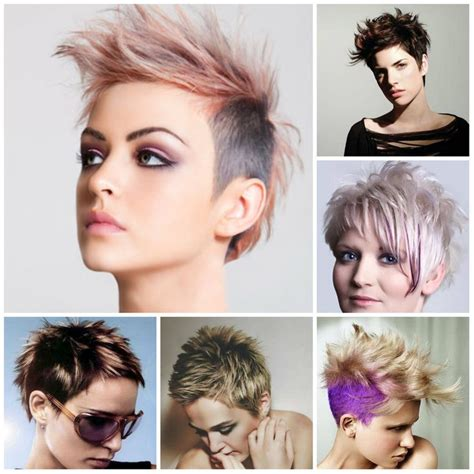 how do you style short spiked ha 8 best neatz current women s hair fashion trends short