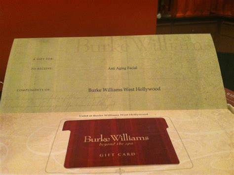 Burke Williams Gift Card - burke williams archives finding my inner bombshell