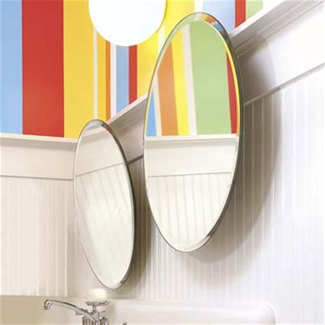 kids bathroom mirror playful mirrors light and bright kids bath this old house