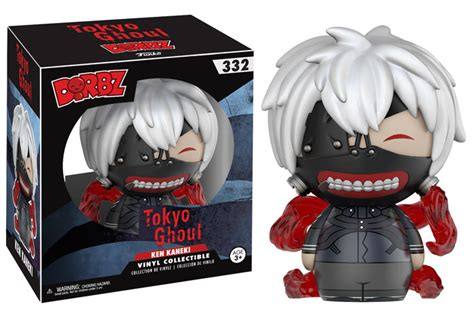 Tokyo Ghoul 05 Limited Edition toyzmag 187 funko annonce des figurines my academia tokyo ghoul seraph
