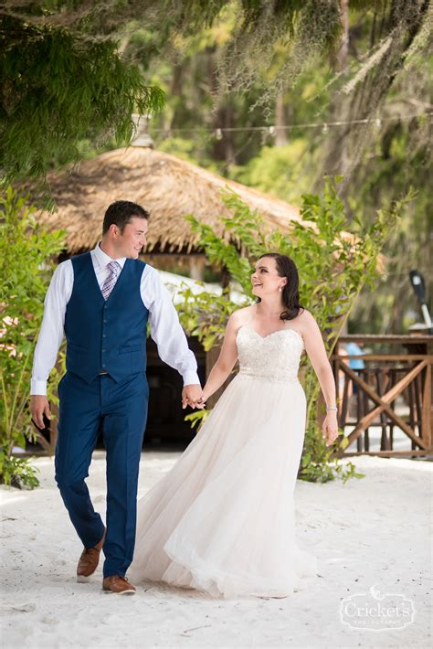 Miranda and Chris Family Destination wedding at Paradise Cove Orlando, Florida