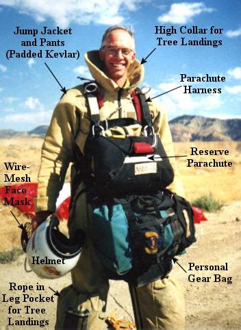 smokejumper equipment smokejumpers and smokejumping outdoor adventures