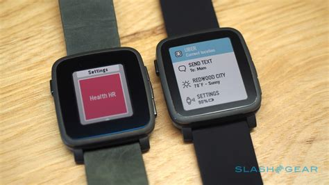 Pabble Time meet pebble 2 and pebble time 2 the smartwatch