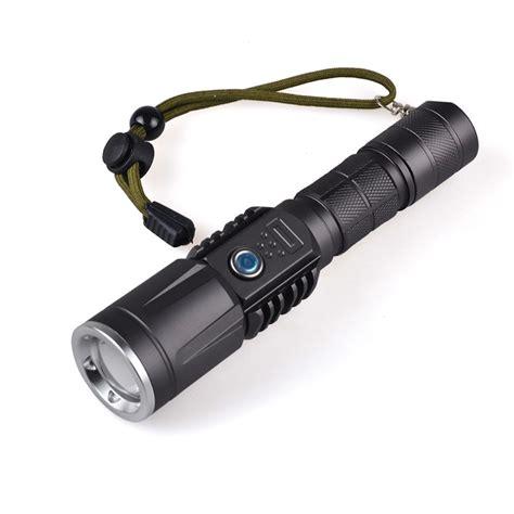 best high lumen flashlight high lumen rapid response best tactical usb rechargeable
