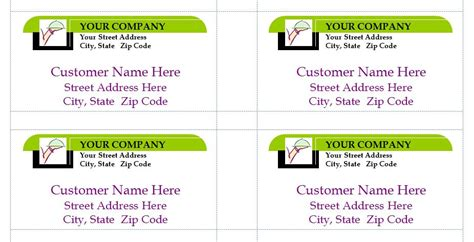 Business Mailing Labels Business Mailing Label Template Business Address Labels Templates