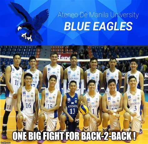 Mba Davao Eagles Players by The Ateneo One Big Fight For Back 2 Back And