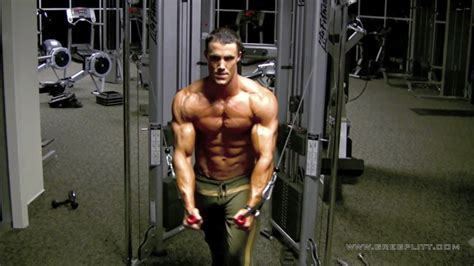 chest crusade workout greg plitt official web site of