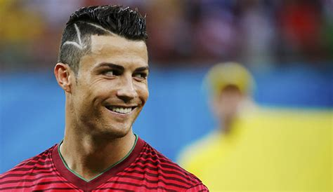 foto model rambut cr7 10 best hairstyles of fifa world cup 2014