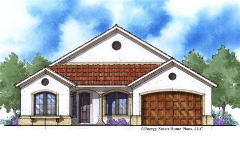 the corsica house plan by energy smart home plans
