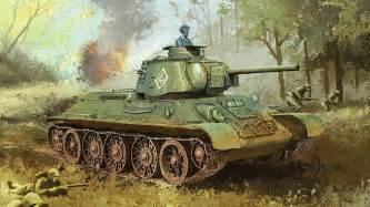 Hd soviet tank t 34 76 wallpaper download free 98424