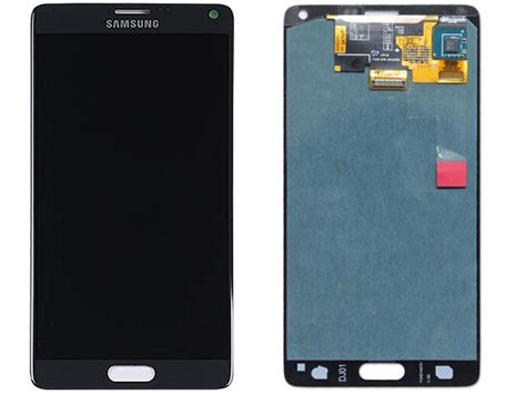 Lcd Galaxy Note 4 replacement part for samsung galaxy note4 lcd screen and