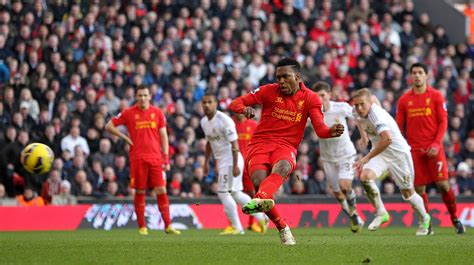 epl games gallery liverpool v swansea city barclays premier league