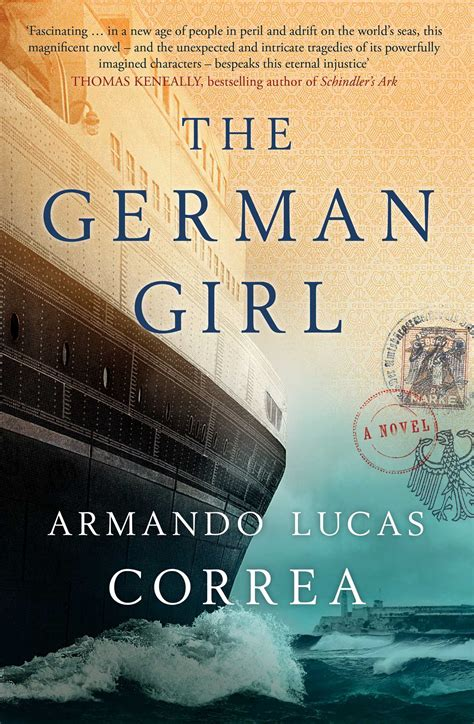 the german girl book by armando lucas correa official