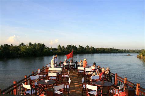 classic boat song mekong eyes cruise mekong delta vietnam original asia