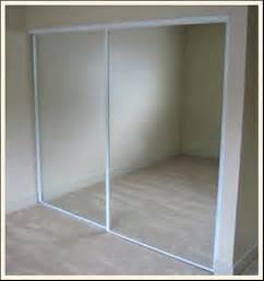 Mirrored Sliding Closet Doors Closet Sliding Doors Home Depot