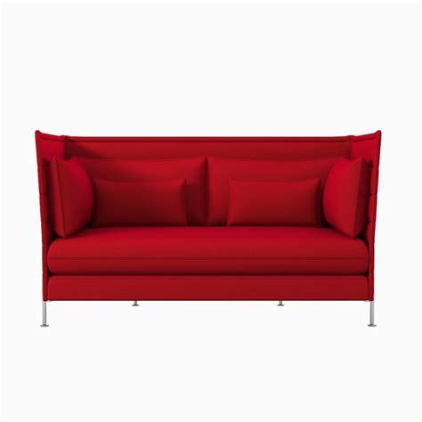 alcove sofa 3d alcove sofa vitra