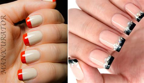 color exles colored tips nails exles of colored tips nails