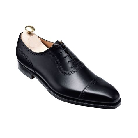 Mens Leather Shoes Handmade - handmade mens formal shoes black s leather shoes