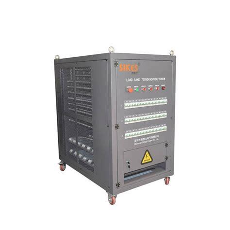 resistor load bank design resistive load bank 750vdc 450vdc 100kw