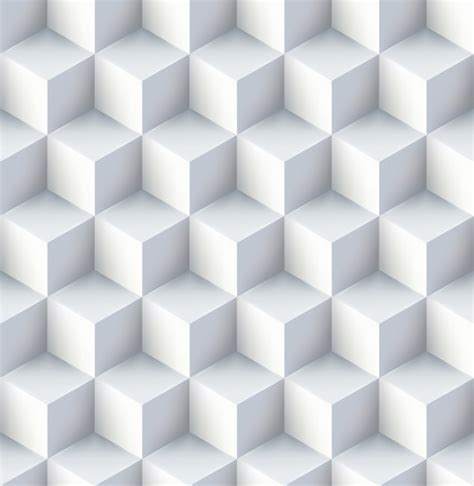 3d Image Pattern abstract background with a 3d pattern vector free
