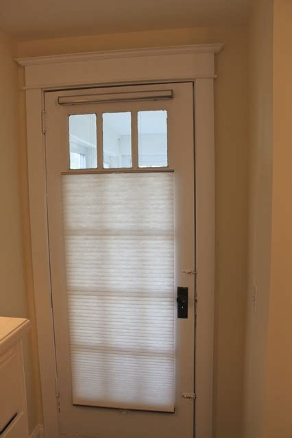 Glass Front Door Shades Cellular Shades Traditional Cellular Shades New York By Asap Blinds