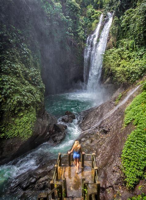 waterfalls  bali neyu ma