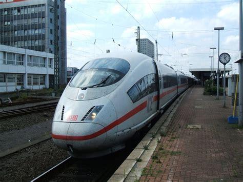 Autoinnenreinigung Recklinghausen by Db 3 Quot Montabaur Quot Und Quot Recklinghausen Quot Aus M 252 Nchen