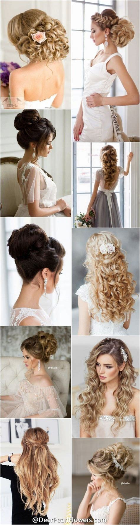 50 Long Wedding Hairstyles from 5 Best Instagram Hairstylists   Updo, Weddings and Hair style