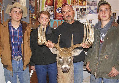 Nebraska Records Nebraska State Record 203 4 8 Inch Typical American Whitetail