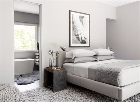 gray modern bedroom 10 modern rooms by famous interior designers master