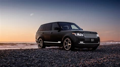 black range rover wallpaper black range rover hd wallpaper wallpaperfx